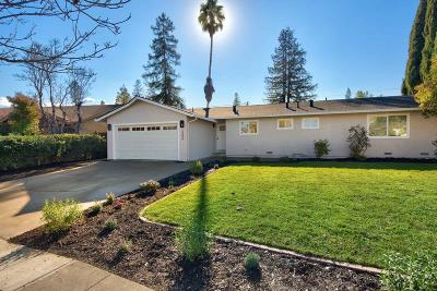 San Jose Single Family Home For Sale: 2394 Stratford