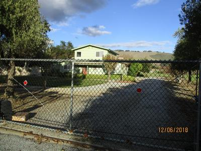 Gilroy Rental For Rent: 10500 New Avenue