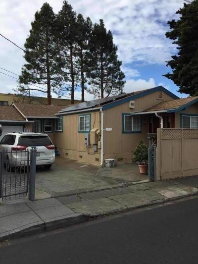 San Mateo Single Family Home For Sale: 111 N Railroad Avenue
