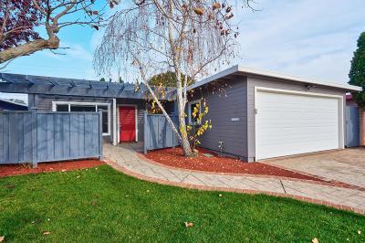 San Mateo Single Family Home For Sale: 1501 Norton Street
