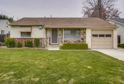 Sunnyvale Single Family Home For Sale: 455 Kenmore Avenue