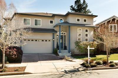 Santa Cruz Single Family Home For Sale: 123 Misty Court