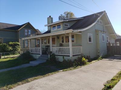Santa Cruz Single Family Home For Sale: 245 Van Ness Avenue
