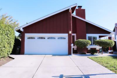 San Jose Single Family Home For Sale: 6108 Snowberry Court