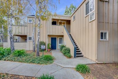 San Jose CA Condo/Townhouse For Sale: $396,000