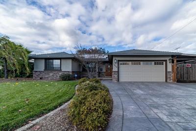 San Jose CA Single Family Home For Sale: $1,285,000