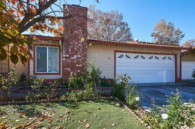 San Jose CA Single Family Home For Sale: $728,000