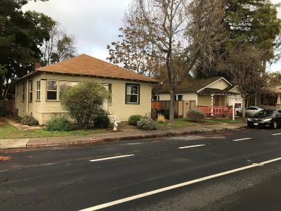 Mountain View Single Family Home For Sale: 1378 California Street