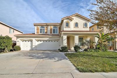 Stockton Single Family Home For Sale: 8838 Bergamo Circle