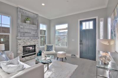 Santa Clara Single Family Home For Sale: 923 Warburton Avenue