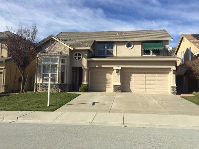 Gilroy Single Family Home For Sale: 9237 Dove Court