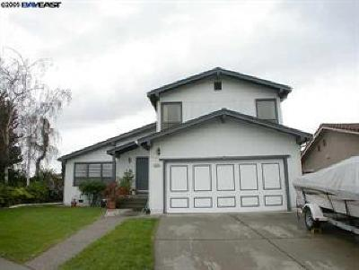 Fremont Single Family Home Pending Show For Backups: 40789 Stockton Way