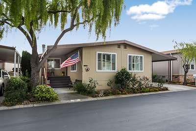 San Jose Mobile Home Pending Show For Backups: 107 Quail Hollow Drive