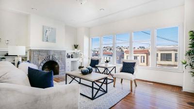 San Francisco Single Family Home Pending Show For Backups: 173 Ellington Avenue