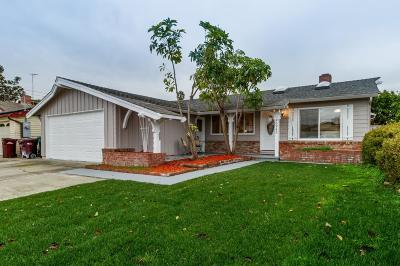 Hayward Single Family Home For Sale: 26943 Lauderdale Avenue