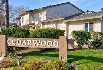 Sunnyvale Condo/Townhouse For Sale: 717 W Fremont Avenue #717