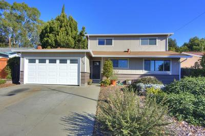 Milpitas Single Family Home For Sale: 1540 Diel Drive