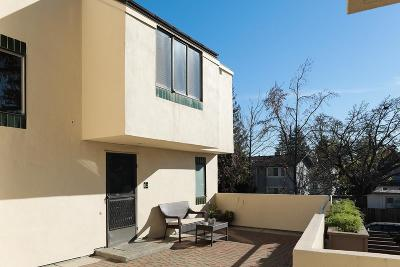 Mountain View Condo/Townhouse Pending Show For Backups: 100 W El Camino Real #52