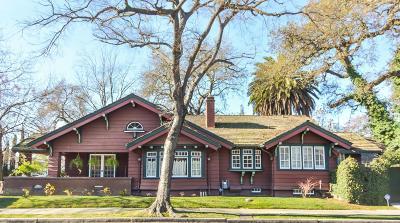 Stockton Single Family Home For Sale: 801 W Vine Street