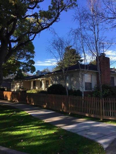 Burlingame Rental For Rent: 500 Burlingame Avenue