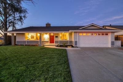 Livermore Single Family Home For Sale: 1446 Berlin Way