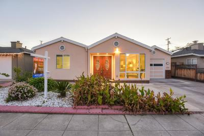 San Mateo Single Family Home For Sale: 3916 Martin Drive