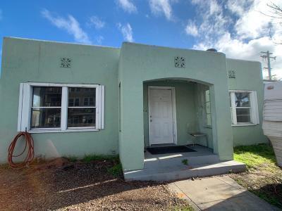 Santa Cruz Single Family Home Pending Show For Backups: 1815 Mission Street