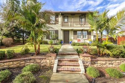 Livermore Single Family Home For Sale: 2389 Senger Street
