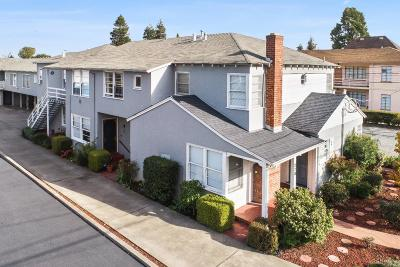 San Mateo Multi Family Home For Sale: 228 N San Mateo Drive