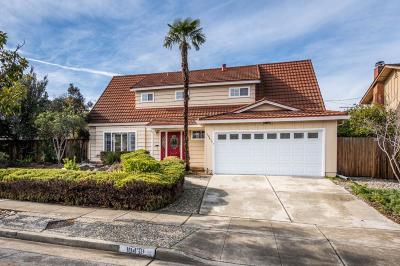 Cupertino Single Family Home For Sale: 10439 Cherry Tree Lane