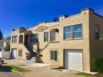 Berkeley Multi Family Home Pending Show For Backups: 2200 Browning Street