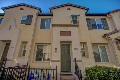 Milpitas Condo/Townhouse For Sale: 189 Parc Place Drive