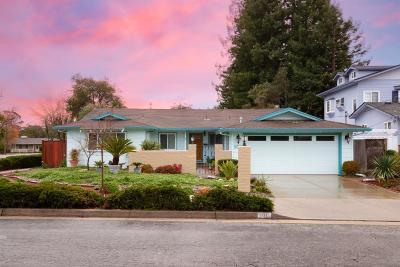 Santa Cruz Single Family Home For Sale: 101 Serrell Avenue