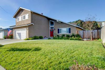 Gilroy Single Family Home For Sale: 5475 Mesa Road
