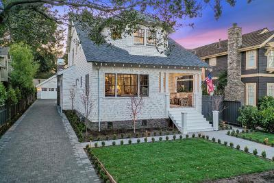 Burlingame Single Family Home For Sale: 315 Occidental Avenue