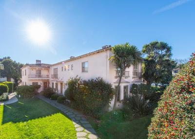 San Mateo Multi Family Home For Sale: 129 Dartmouth Road