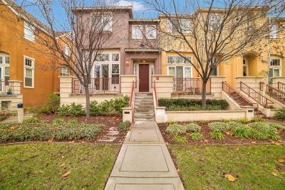Santa Clara Condo/Townhouse For Sale: 4544 Lick Mill Boulevard