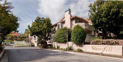 Cupertino Condo/Townhouse For Sale: 10235 Nile Drive