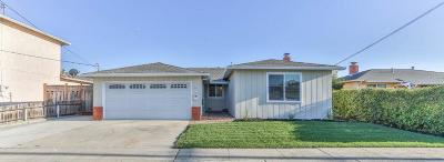 Fremont Single Family Home For Sale: 4640 Diaz Drive