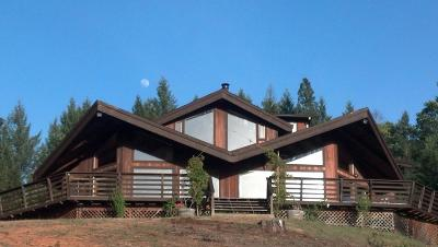 Mendocino County Single Family Home For Sale: 46806 Highway 101