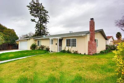 Milpitas Single Family Home For Sale: 1689 Canton Drive