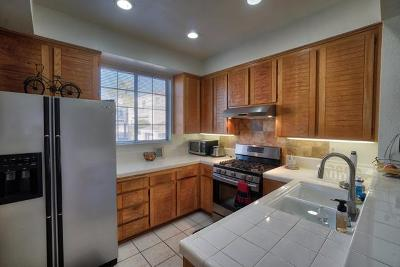 Milpitas Condo/Townhouse For Sale: 396 Montecito Way
