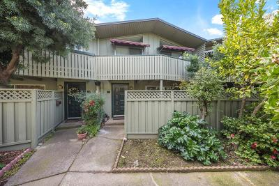 Mountain View Condo/Townhouse Pending Show For Backups: 278 Monroe Drive #5
