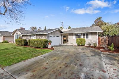 Sunnyvale Single Family Home For Sale: 757 W Knickerbocker Drive