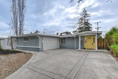 Sunnyvale Single Family Home For Sale: 704 Lakechime Drive
