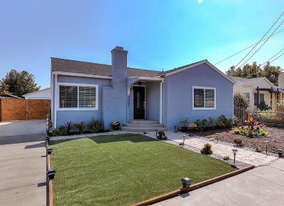 Santa Clara Single Family Home For Sale: 2045 Main Street