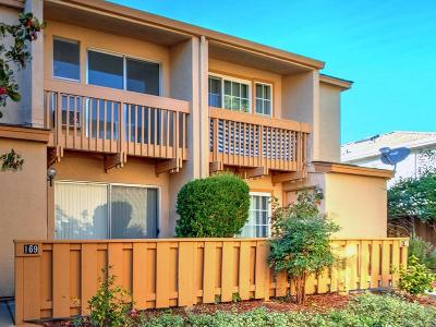 Sunnyvale Condo/Townhouse For Sale: 125 Connemara Way #169