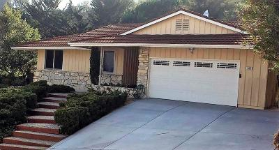 Millbrae Single Family Home For Sale: 145 Conejo Drive