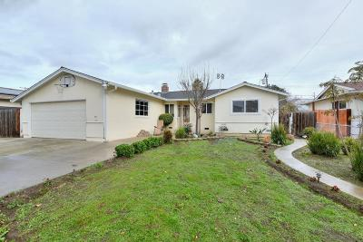 Milpitas Single Family Home For Sale: 391 Marylinn Drive