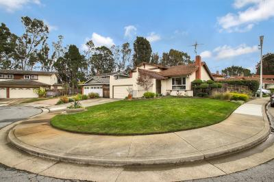 San Mateo Single Family Home For Sale: 6 Whitecliff Court